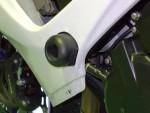 クラッシュプロテクター GSX-R600 (06-07) 黒色 MFJ非対応品