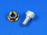 SPROKET BOLT NUT SET M10*15
