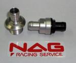 NAG VALVE  フィラーキャップSET 12φ レース&サーキット