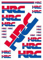HRC ステッカーキット