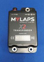 X2 Pro トランスポンダー ラップトリガー